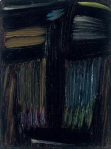 Jawlensky - Grosse Meditation 1936 (25x19cm)