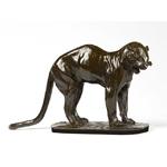 Rembrandt Bugatti - Growling panther