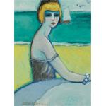 cassigneul_femme_au_bord_de_la_mer_1968b_thumb