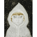Foujita -Le petit chaperon blanc
