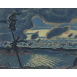 Macdonald -After Sunset, Georgian Bay 1931