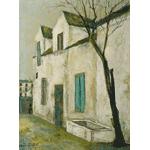 Maurice Utrillo - La Ferme Debray