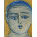 Fikret Mualla Saygi - Portrait (1954)