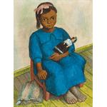Diego Rivera - Nina con Muneca