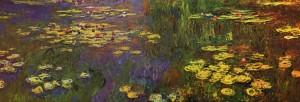 Monet - Water Lilies (1920-1926)