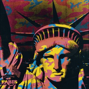 Andy Warhol - Statue of Liberty (1986)
