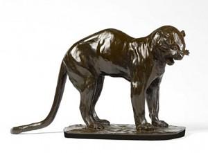 Rembrant Bugatti - Growling Panther