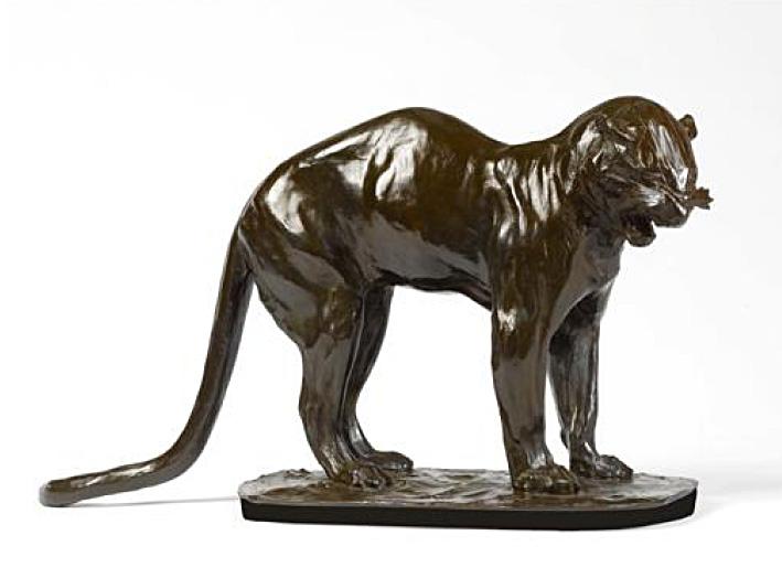 Vajarstvo-skulpture - Page 3 Bugatti_growling_panther