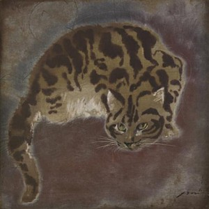 Hans Erni - The Cat