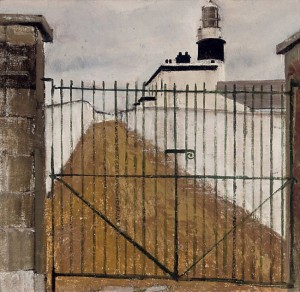 Derek Hill (1916-200) - Tory Island Lighthouse, Donegal