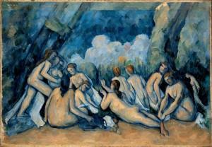 Paul Cezanne - The Bathers (1998-1905)