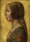 Leonardo da Vinci - La Bella Principessa