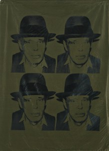 Andy Warhol - Joseph Beuys (1980)