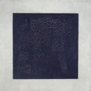 Kazimir Malevich - Black Square 1915 - Tretyakov Gallery