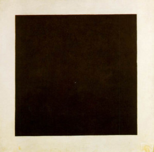 Kazimir Malevich - Black Square 1923 - State Russian Museum