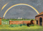 Richard Eurich - Rainbow and Pony, York